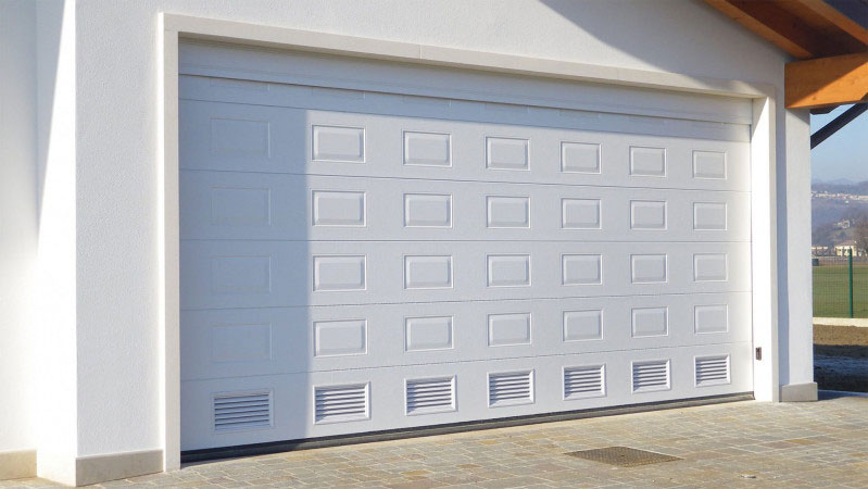 Foto di Porte per Garage elegante